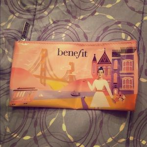 Benefit makeup bag